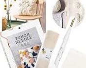 Punch Needle benodigdheden