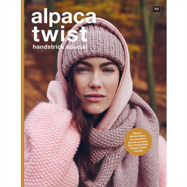Rico Breiboek Alpaca twist