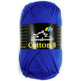 Scheepjes Cotton 8 519 Blauw