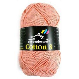 Scheepjes Cotton 8 649 Poederroos