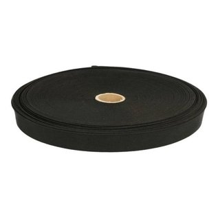 Prym Band elastiek stevig zwart 15 en 20 mm