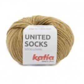 Katia United Socks 3 Camel