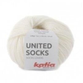 Katia United Socks 6 Wit