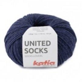Katia United Socks 11 Donkerblauw