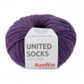 Katia United Socks 13 Violet