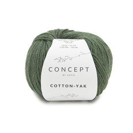 Katia Cotton Yak 125 Flessegroen