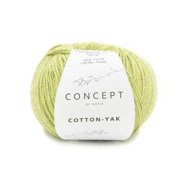 Katia Cotton Yak 126 Pistache