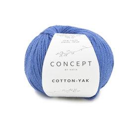 Katia Cotton Yak 127 Nachtblauw