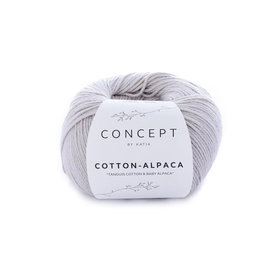 Katia Cotton Alpaca 82 Beige