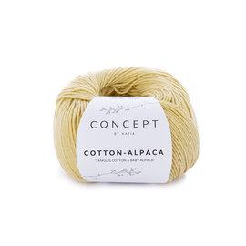 Katia Cotton Alpaca 96 Lichtpistache