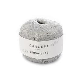 Katia Versailles 86  Lichtgrijs-Zilver