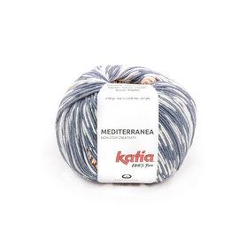 Katia Mediterranea 305 Jeans-Roestbruin-Oker