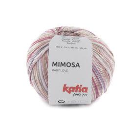 Katia Mimosa 301 Bleekrood-Lila