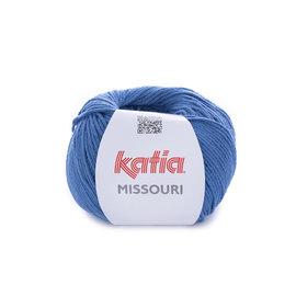 Katia Missouri 42 Briljantblauw