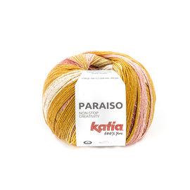 Katia Paraiso 106  Oranje-Oudroze-Reebruin