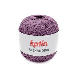 Katia Alexandria 33 Parelmoer-lichtviolet
