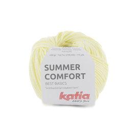 Katia Summer Comfort 61 Lichtgeel