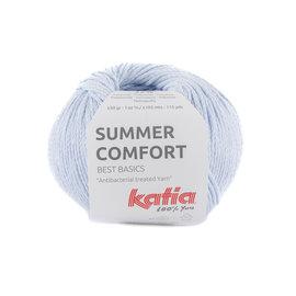Katia Summer Comfort 63 Pastelblauw