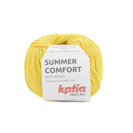 Katia Summer Comfort 70 Citroengeel
