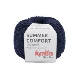 Katia Summer Comfort 74 Donkerblauw