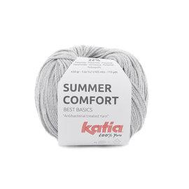 Katia Summer Comfort 75 Lichtgrijs
