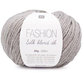 Rico Silk Blend DK 5 Grey