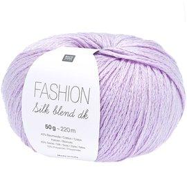 Rico Silk Blend DK 24 Lilac