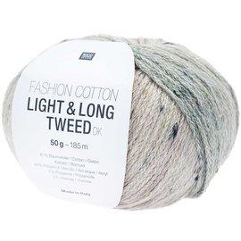 Rico Cotton Light & Long Tweed Ivy
