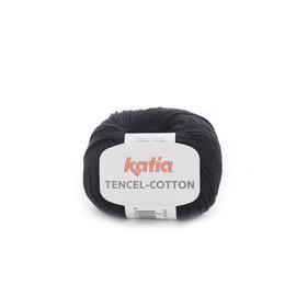 Katia Tencel Cotton 2 Zwart