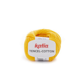 Katia Tencel Cotton 14 Geel