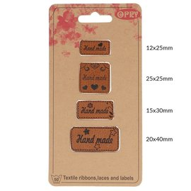 Skai-Leren Labels Handmade