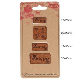Skai-Leren Labels Made by papa