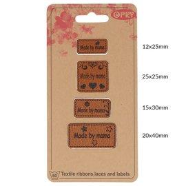 Skai-Leren Labels Made by mama
