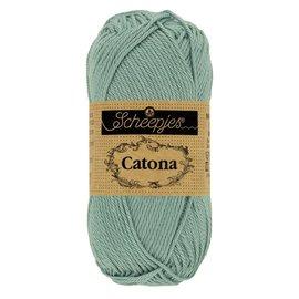 Scheepjes Catona 50 528 Silver Blue