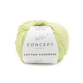 Katia Cotton Cashmere 76 Pistache