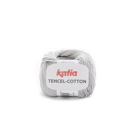 Katia Tencel Cotton 8 Lichtgrijs