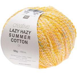 Rico Lazy Hazy Summer Cotton 010 Yellow
