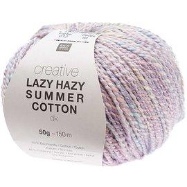 Rico Lazy Hazy Summer Cotton 012 Lilac