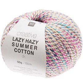 Rico Lazy Hazy Summer Cotton 009 Buttercream