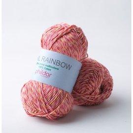 Phildar Phil Rainbow Pivoine