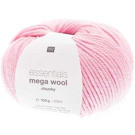 Rico Mega Wool Chunky 17 Bonbonrosa