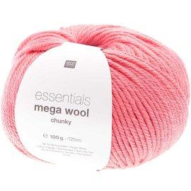 Rico Mega Wool Chunky 18 Pink