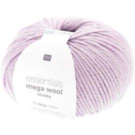 Rico Mega Wool Chunky 23 Lavendel
