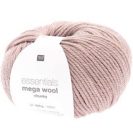 Rico Mega Wool Chunky 24 Mauve