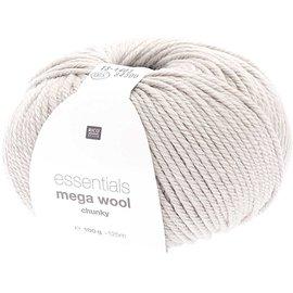 Rico Mega Wool Chunky 25 Aqua