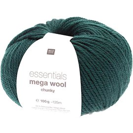 Rico Mega Wool Chunky 27 Efeu