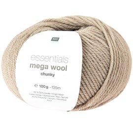 Rico Mega Wool Chunky 2 Natur