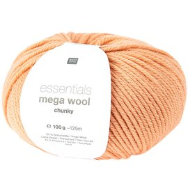 Rico Mega Wool Chunky 4 Zalm