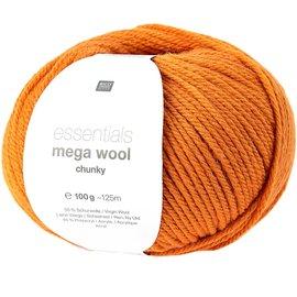 Rico Mega Wool Chunky 5 Abrikoos