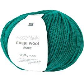 Rico Mega Wool Chunky 11 Groen